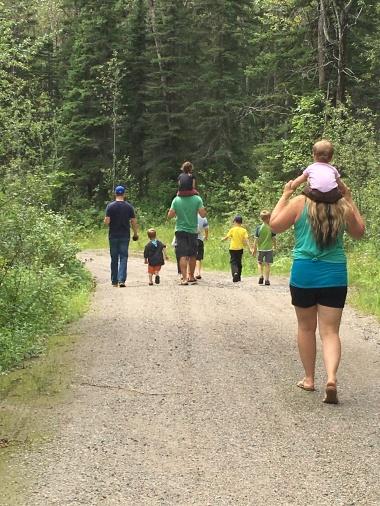 We love Paint Lake Provincial Park