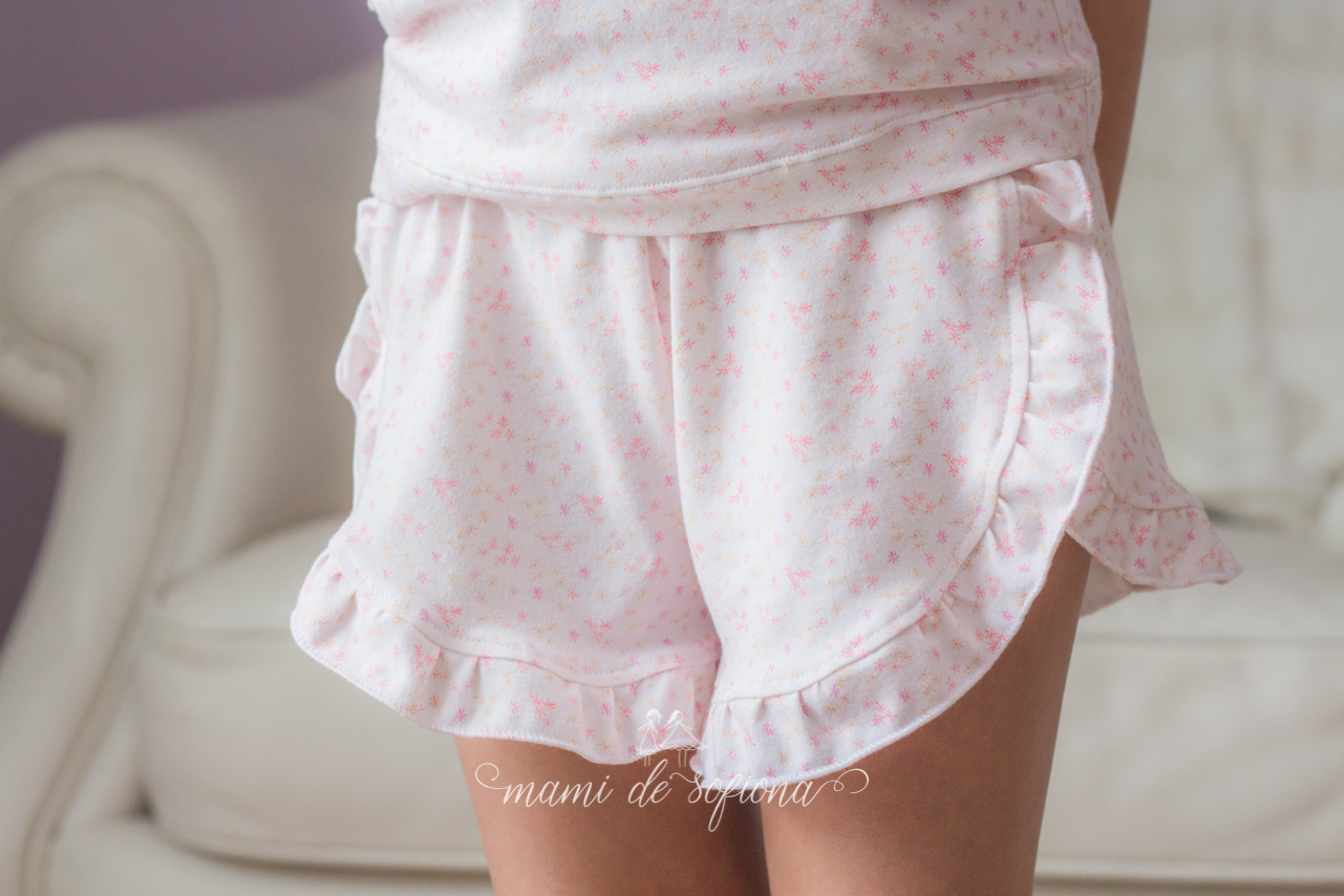 Simple Life Pattern Company | Pajama Party SLPco Braxton Jaimesyn Tammy Isla knit flannel nightgown sleep shorts bathrobe