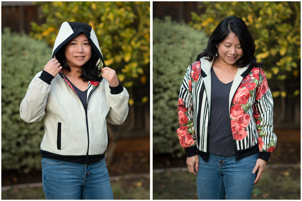 Miss Rose Hip is fully reversible and a great way to use 2 fabrics and get 2 looks. Junior Miss sizes 0-20 from Sofiona Designs.