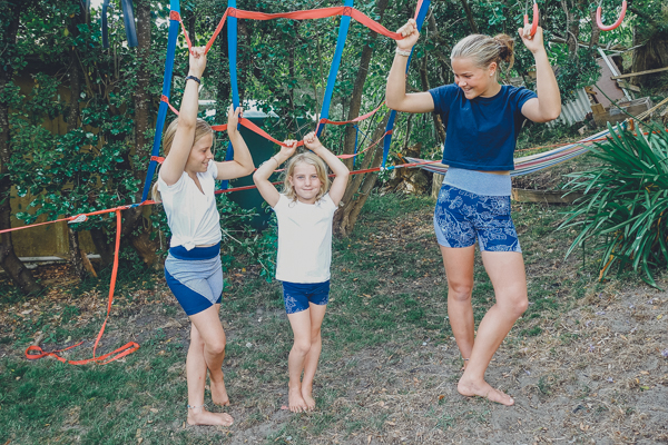 Three pairs of Tamarack shorts from Sofiona Designs in girls' and junior miss sizing.